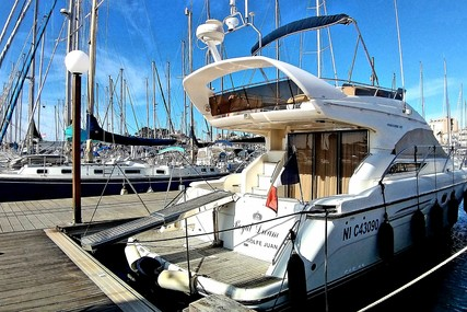 Princess 40 for sale in France for €125,000 (£105,300)