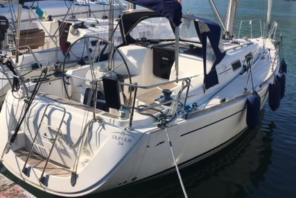 Dufour Yachts 34 Performance for sale in Italy for €55,000 (£45,901)