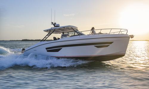 Image of Gulf Craft Oryx 379 Sport Cruiser for sale in United Arab Emirates for $231,000 (£179,560) Umm Al Quwain, United Arab Emirates