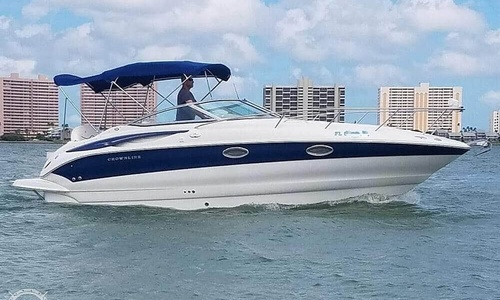 Image of Crownline 250 CR for sale in United States of America for $25,250 (£19,244) Tarpon Springs, Florida, United States of America