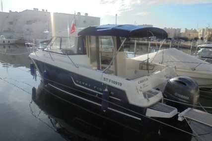 Jeanneau MERRY FISHER 755 HB LEGEND for sale in France for €38,000 (£32,528)