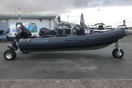Sealegs Sport rib 7.1 for sale in United Kingdom for £129,995