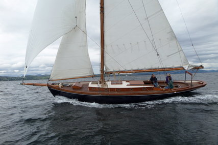 Custom Starling Burgess Bermudan cutter for sale in United Kingdom for £70,000