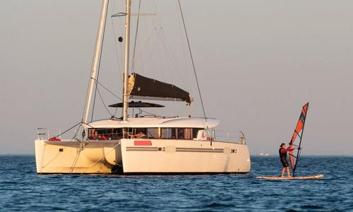 Image of Lagoon 450 for sale in Portugal for €480,000 (£420,787) Porto, , Portugal