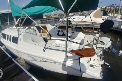 Hunter 260 for sale in United States of America for $15,750 (£11,982)