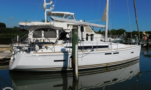 Image of Jeanneau Sun Odessy 409 for sale in United States of America for $157,000 (£119,471) Jupiter, Florida, United States of America