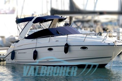 Monterey 315 CR for sale in Italy for €96,000 (£81,205)