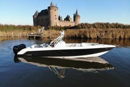 Donzi 38 ZFX Open for sale in Netherlands for €195,000 (£171,198)