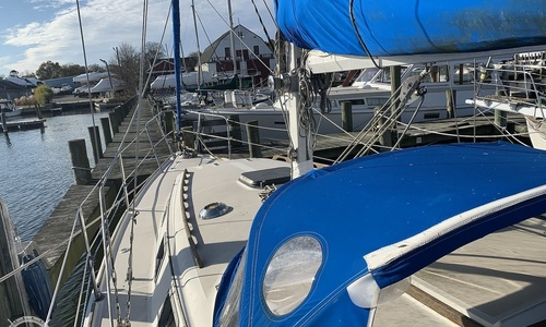 Image of O'day 37 for sale in United States of America for $23,500 (£18,261) Patchogue, New York, United States of America