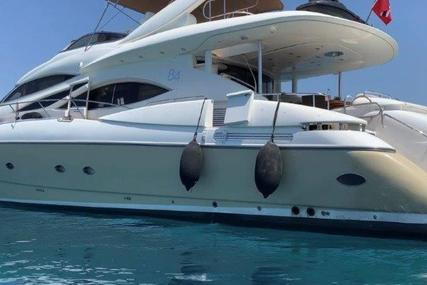 Sunseeker Manhattan 84 for sale in Croatia for €780,000 (£671,511)