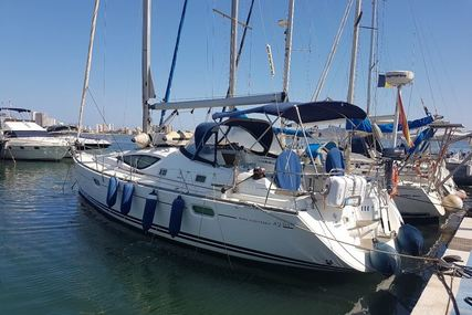 Jeanneau Sun Odyssey 42DS for sale in Spain for €119,000 (£100,182)