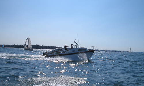 Image of Dell Quay Ranger 27 for sale in France for £21,000 Brittany, France