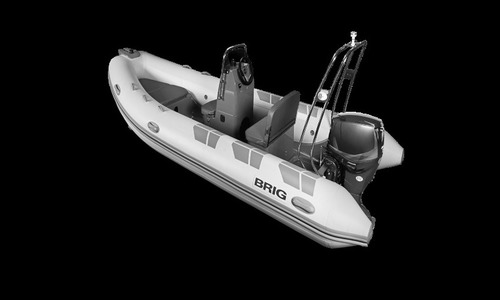 Image of Brig Falcon 500L for sale in United Kingdom for £21,385 Wales, United Kingdom