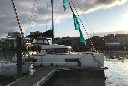Lagoon 40 for sale in France for €360,000 (£301,162)