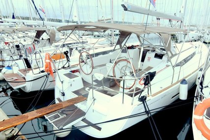 Sun Odyssey 439 for sale in Croatia for €111,500 (£95,869)