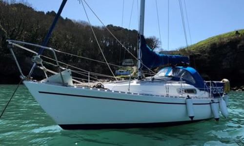 Image of Sadler 25 for sale in United Kingdom for £5,500 Dartside Quay, Galmpton, United Kingdom