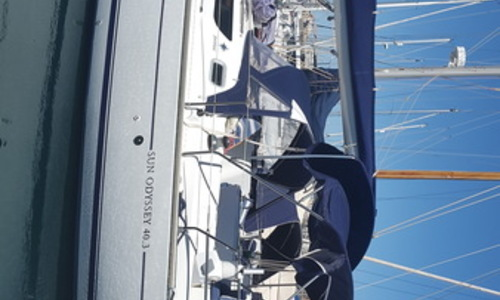 Image of Jeanneau Sun Odyssey 40 for sale in Spain for €89,000 (£80,167) Torrevieja, Spain
