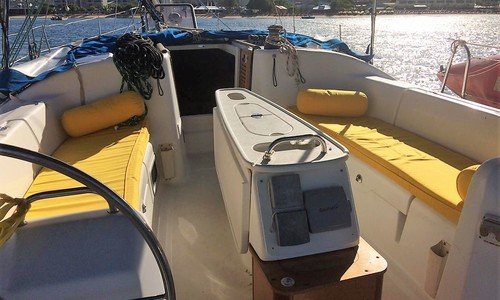 Image of Beneteau Cyclades 39.3 for sale in Saint Lucia for $60,000 (£46,877) RODNEY BAY, Saint Lucia