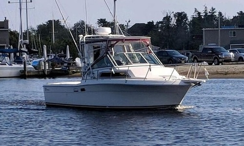 Image of Wellcraft 2800 Coastal for sale in United States of America for $16,750 (£12,764) Forked River, New Jersey, United States of America