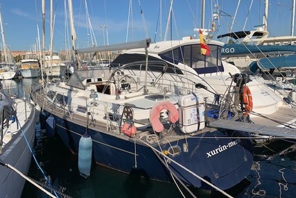 Moody 46 for sale in Spain for €185,000 (£156,257)