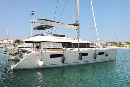 Lagoon 620 for sale in Croatia for €1,800,000 (£1,547,655)