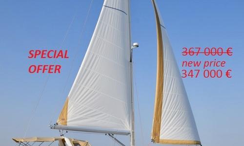 Image of Beneteau Oceanis 55 for sale in Romania for €347,000 (£293,521) Constanta, Romania