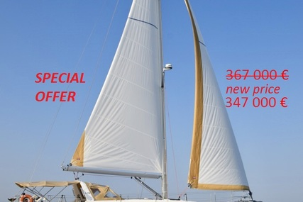 Beneteau Oceanis 55 for sale in Romania for €347,000 (£296,126)