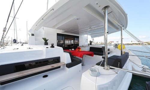 Image of Lagoon 50 for sale in Croatia for €750,000 (£675,451) Dalmatia (, Croatia