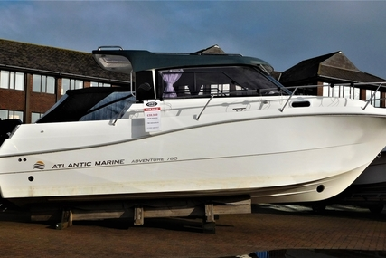 Atlantic Adventure 780 for sale in United Kingdom for £59,950