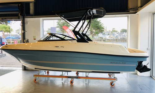Image of Bayliner VR4 Bowrider I/O for sale in United Kingdom for £44,995 Abersoch, United Kingdom