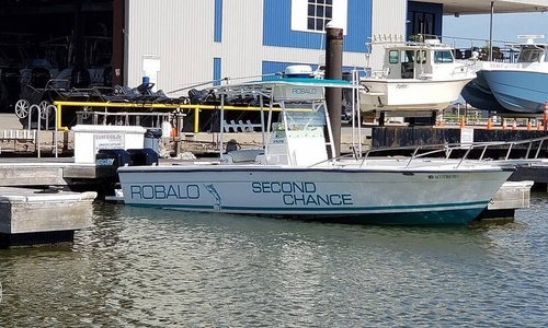 Image of Robalo 2520 for sale in United States of America for $25,495 (£20,413) Matagorda, Texas, United States of America
