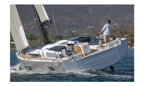 Image of Beneteau OCEANIS 51.1 for sale in Spain for €371,000 (£312,864) Spain