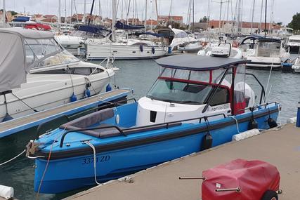 Axopar 28 T-Top Brabus Line for sale in Croatia for €115,000 (£97,141)