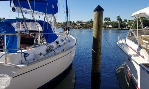 Image of Hunter 34 for sale in United States of America for $33,000 (£23,318) Fort Lauderdale, Florida, United States of America