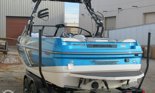 Image of Moomba Craz Surf for sale in United States of America for $75,000 (£58,334) Waterford Township, Michigan, United States of America