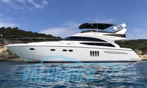 Image of Princess 62 for sale in Italy for €780,000 (£664,656) Liguria, Italy