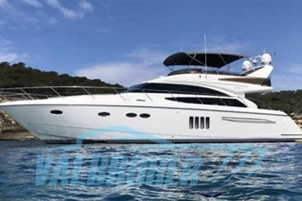 Princess 62 for sale in Italy for €780,000 (£683,779)