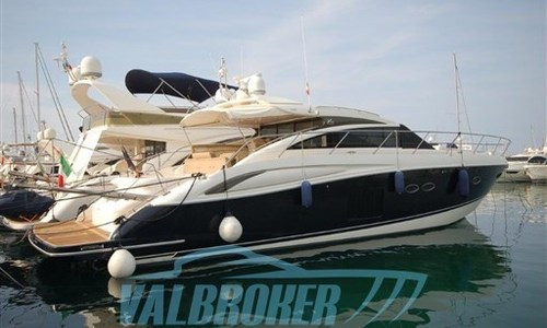 Image of Princess V62 for sale in Italy for €845,000 (£720,044) Imperia, Liguria, Italy