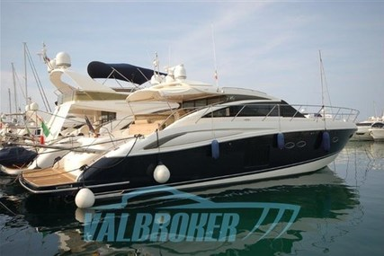 Princess V62 for sale in Italy for €845,000 (£712,587)