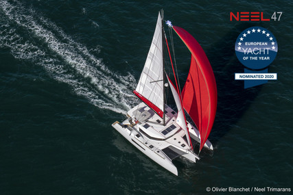 NEEL Trimarans (FR) NEEL 47 for sale in France for €505,000 (£455,271)