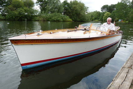Andrews Slipper Stern Launch for sale in United Kingdom for £19,950