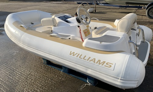 Image of Williams Turbojet 285s for sale in United Kingdom for £12,950 Boats.co., United Kingdom