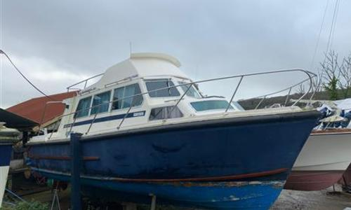 Image of Aquastar Sea Ranger 33 for sale in United Kingdom for £24,995 Fowey, United Kingdom