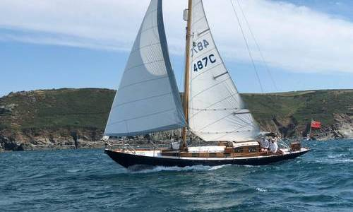Image of Robert Clark Wooden Sloop for sale in United Kingdom for £28,000 River Dart, Nr Dartmouth, United Kingdom