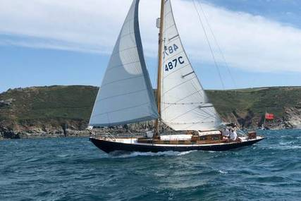 Robert Clark Wooden Sloop for sale in United Kingdom for £28,000
