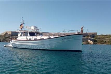 Menorquin 150 for sale in Spain for €175,000 (£150,657)