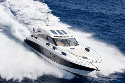 Princess V53 for sale in France for €350,000 (£311,635)