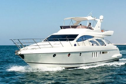 Azimut Yachts 62 for sale in Spain for €335,000 (£307,576)