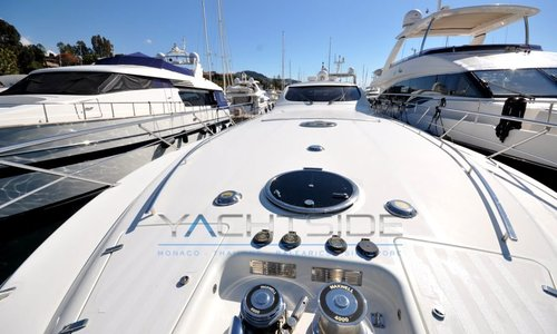 Image of Cantieri di Pisa KAITOS 76 for sale in France for €485,000 (£427,196) France