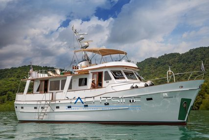 Cheoy Lee 66 for sale in Thailand for €480,000 (£435,031)